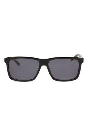Мужские солнцезащитные очки BOSS черного цвета, арт. 1013 0IT   Фото 2