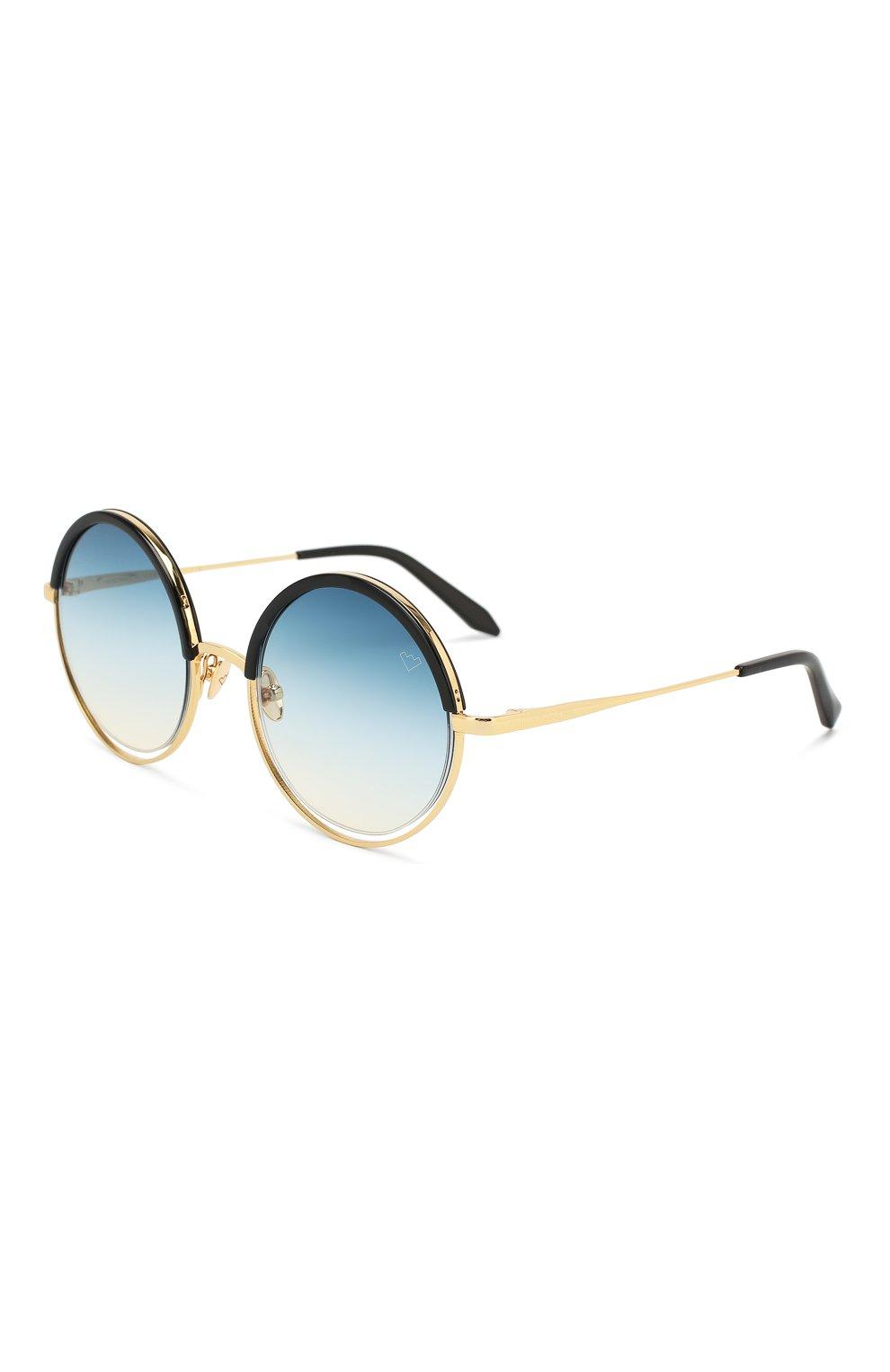 Женские солнцезащитные очки SPEKTRE синего цвета, арт. DECHIRIC0 01BFT | Фото 1