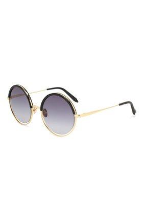 Женские солнцезащитные очки SPEKTRE темно-синего цвета, арт. DECHIRIC0 01AFT | Фото 1