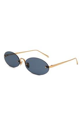 Женские солнцезащитные очки SPEKTRE темно-синего цвета, арт. B0CCI0NI 01CFT | Фото 1 (Статус проверки: Проверена категория, Проверено; Тип очков: С/з)