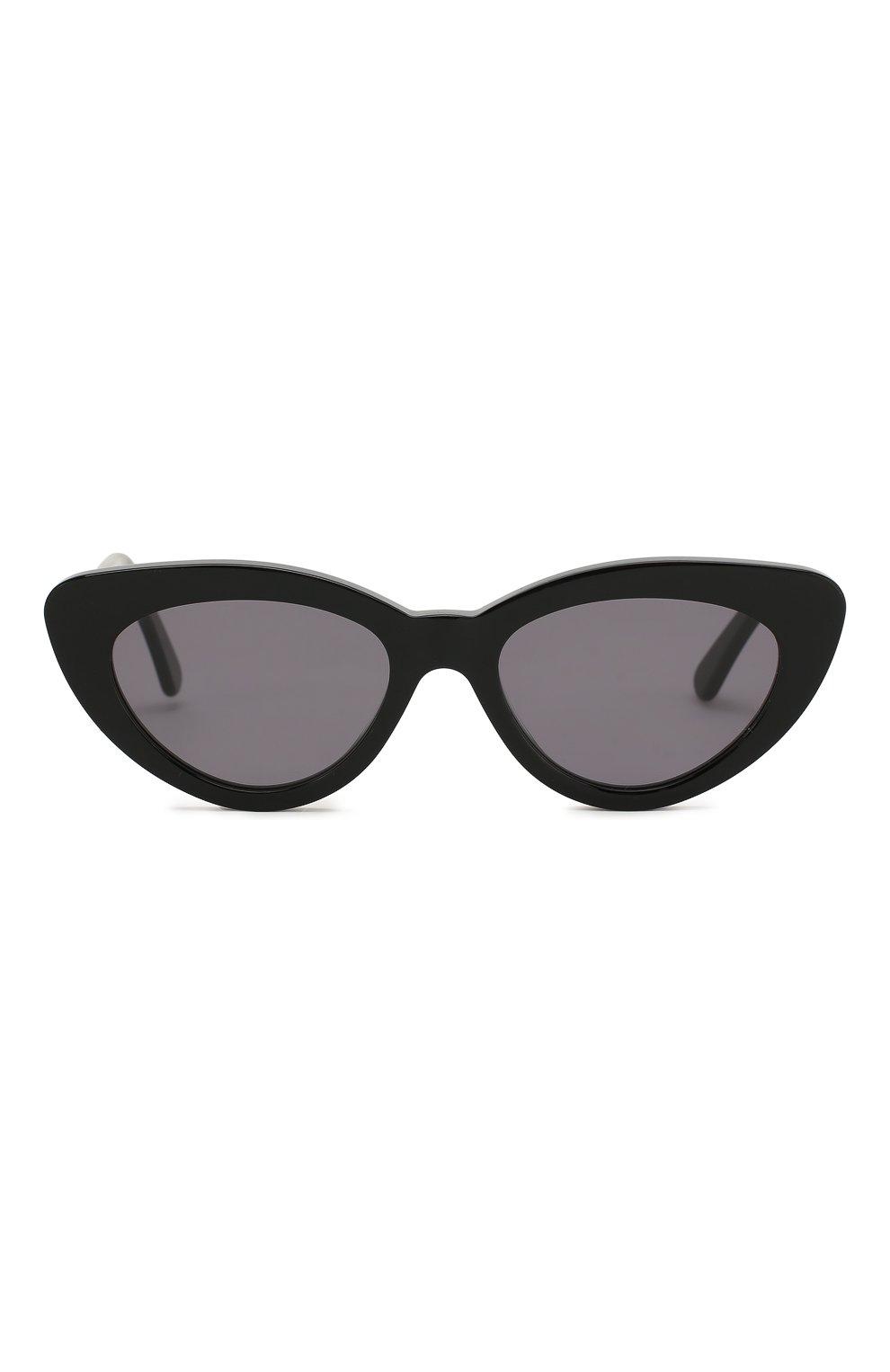 Женские солнцезащитные очки ILLESTEVA черного цвета, арт. PAMELA BLACK/GREY | Фото 3