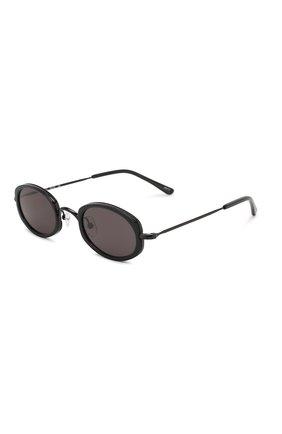 Женские солнцезащитные очки ILLESTEVA черного цвета, арт. RAVELL0 BLACK   Фото 1 (Тип очков: С/з)