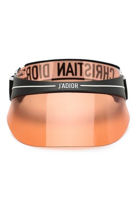 Солнцезащитный козырек Dior оранжевые   Фото №3
