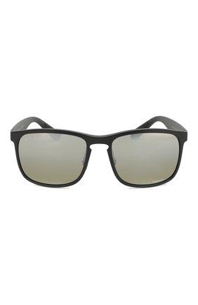 Мужские солнцезащитные очки RAY-BAN черного цвета, арт. 4264-601S5J | Фото 2