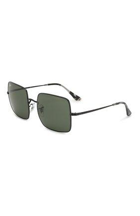 Женские солнцезащитные очки RAY-BAN черного цвета, арт. 1971-914831 | Фото 1