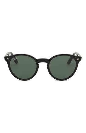 Женские солнцезащитные очки RAY-BAN черного цвета, арт. 4380N-601/71 | Фото 3