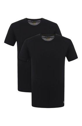 Комплект из двух хлопковых футболок | Фото №1