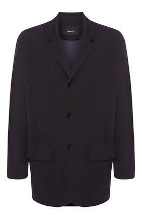 Пиджак из смеси вискозы и хлопка | Фото №1