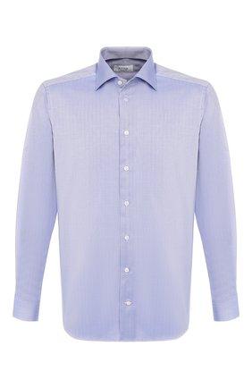 Мужская хлопковая сорочка ETON синего цвета, арт. 3441 79311 | Фото 1