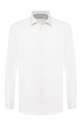 Мужская хлопковая сорочка ETON кремвого цвета, арт. 3441 79311 | Фото 1