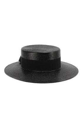 Шляпа из смеси вискозы и хлопка | Фото №1