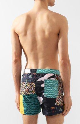 Плавки-шорты Missoni разноцветные   Фото №4