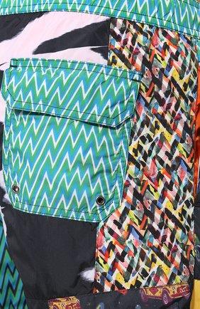 Плавки-шорты Missoni разноцветные   Фото №5