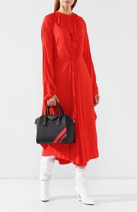 Сумка Antigona small Givenchy черная цвета   Фото №2