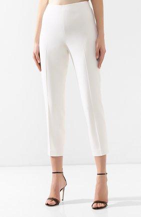 Шерстяные брюки Ralph Lauren кремовые | Фото №3