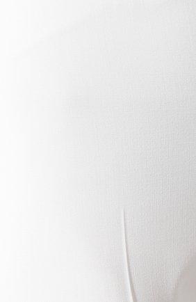 Шерстяные брюки Ralph Lauren кремовые | Фото №5