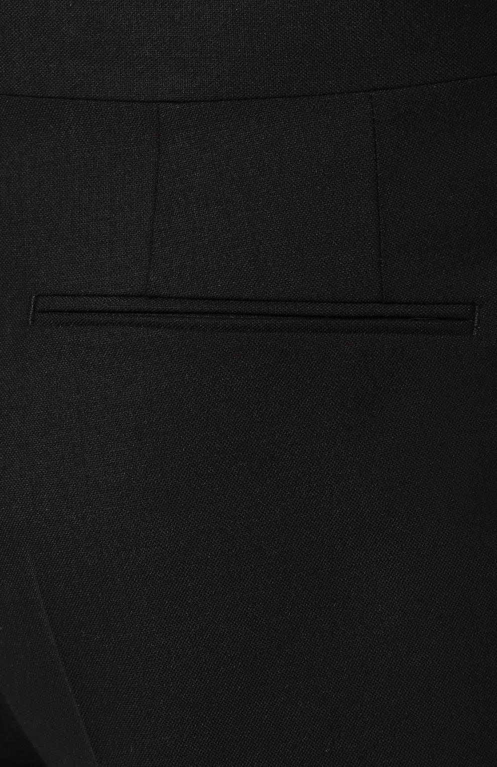 Шерстяные брюки   Фото №5