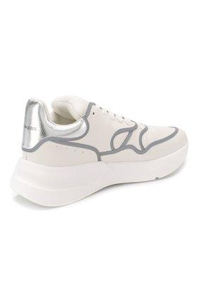 Кожаные кроссовки   Фото №4