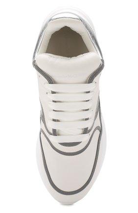 Кожаные кроссовки   Фото №5