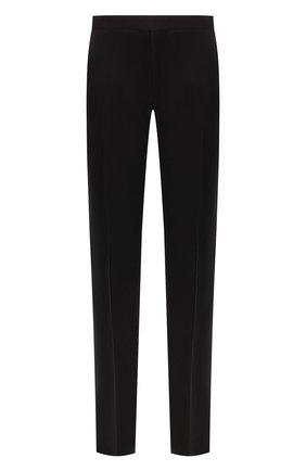 Мужские брюки из смеси шелка и вискозы RALPH LAUREN черного цвета, арт. 798743990 | Фото 1