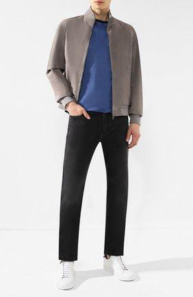 Мужские джинсы прямого кроя BILLIONAIRE черного цвета, арт. B19C MDT1392 BC0013P | Фото 2