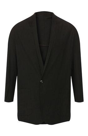 Пиджак из смеси льна и вискозы | Фото №1