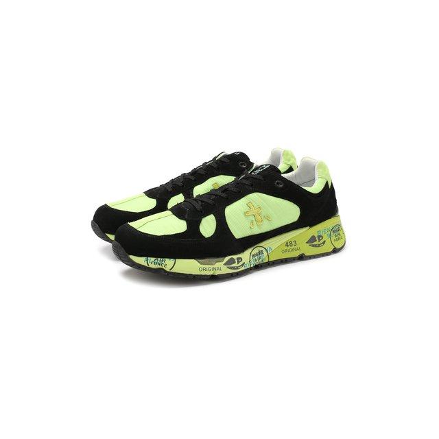 Комбинированные кроссовки Mase Premiata — Комбинированные кроссовки Mase