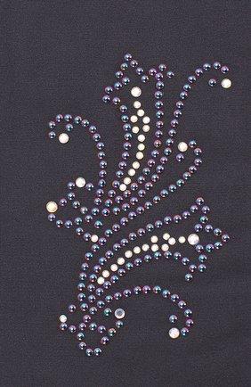 Детские колготки party collection 30 den YULA темно-серого цвета, арт. YU-64   Фото 3