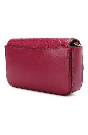 Поясная сумка Pocket Givenchy фиолетовая | Фото №3