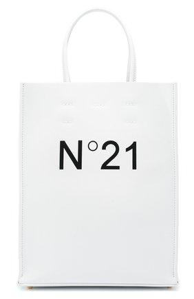 Кожаная сумка-шопер | Фото №1