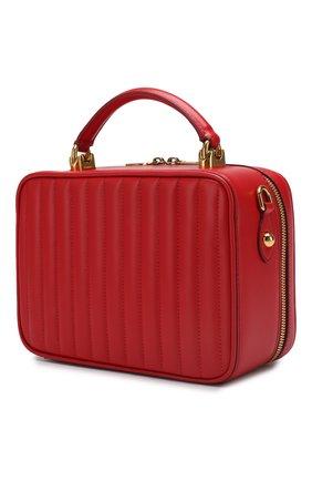 Сумка DG Girls Dolce & Gabbana красная цвета | Фото №3