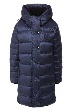 Пуховое пальто | Фото №1