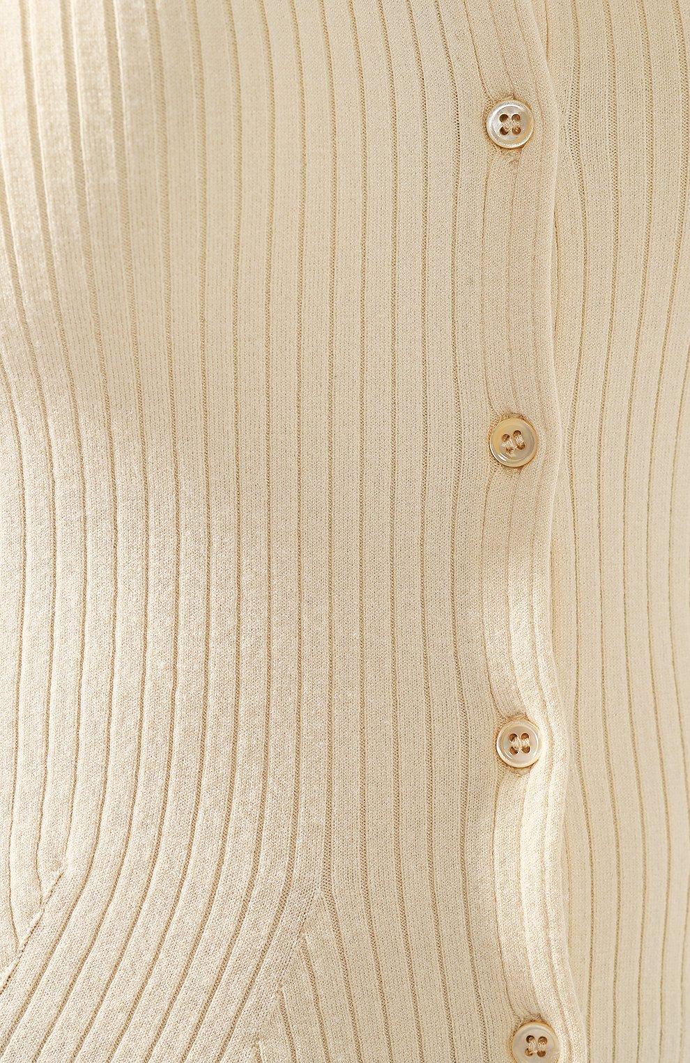 Кардиган на пуговицах | Фото №5
