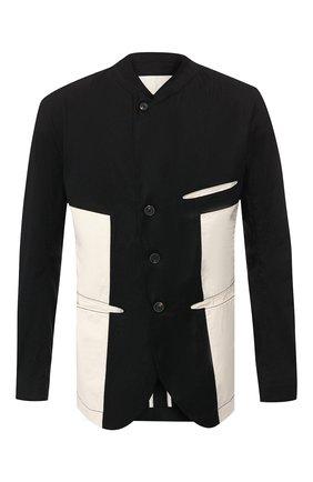 Льняная куртка | Фото №1