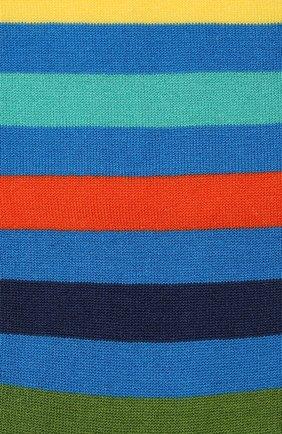Мужские хлопковые носки GALLO синего цвета, арт. AP103161 | Фото 2