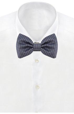 Шелковый галстук-бабочка | Фото №2