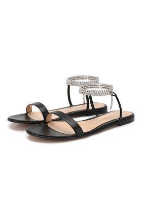 Кожаные сандалии Serana    Фото №1