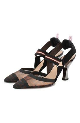 Текстильные туфли   Фото №1