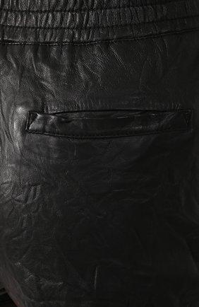 Кожаные шорты   Фото №5