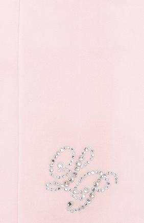 Детские колготки LA PERLA розового цвета, арт. 42208H | Фото 2