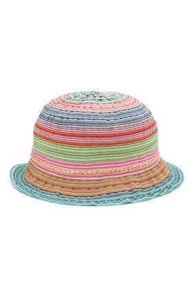 Детская шляпа GREVI разноцветного цвета, арт. 5045 | Фото 1