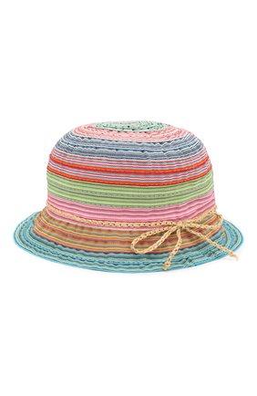 Детская шляпа GREVI разноцветного цвета, арт. 5045 | Фото 2