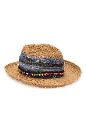 Плетеная шляпа | Фото №1