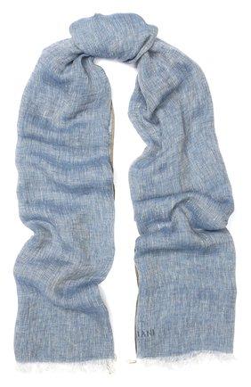 Льняной шарф   Фото №1