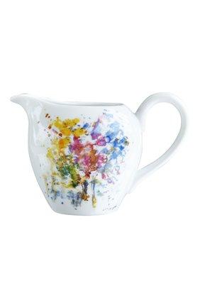 Мужская молочник les bouquets de fleurs de marc chagall BERNARDAUD разноцветного цвета, арт. 1828/3094 | Фото 1