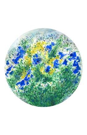 Мужского блюдо les bouquets de fleurs de marc chagall  BERNARDAUD разноцветного цвета, арт. 1827/21418 | Фото 1