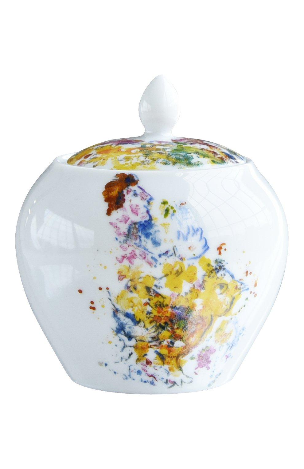 Сахарница Les Bouquets de Fleurs de Marc Chagall  | Фото №1