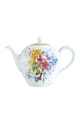 Мужская чайник les bouquets de fleurs de marc chagall BERNARDAUD разноцветного цвета, арт. 1828/3088 | Фото 1