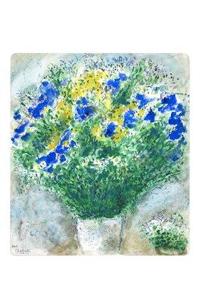 Мужского блюдо les bouquets de fleurs de marc chagall BERNARDAUD разноцветного цвета, арт. 1828/8229 | Фото 1