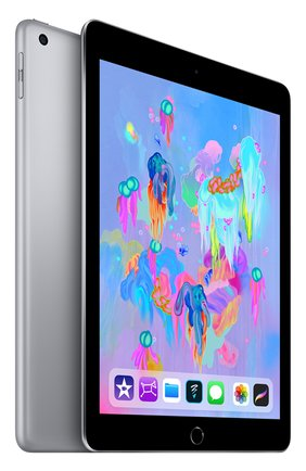 "iPad 9.7"" Wi-Fi + Cellular 128GB Space Gray 